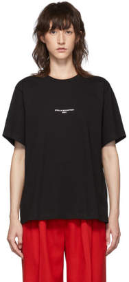 Stella McCartney Black Stella 2001 T-Shirt