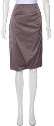 CNC Costume National Knee-Length Pencil Skirt