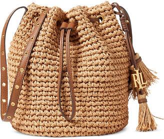Lauren Ralph Lauren Goswell Janice Small Bag $128 thestylecure.com