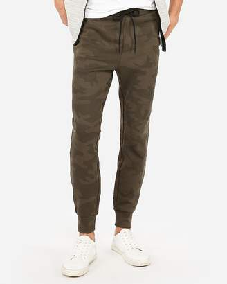 Express Camo Double Knit Jogger Pant
