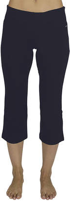 Jockey Slim-Fit Flare-Leg Capris
