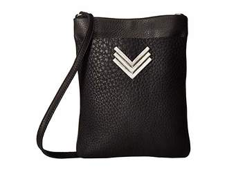 Leather Rock Rebel Cell Pouch