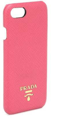 Prada iPhone 7 leather phone case