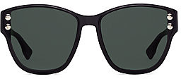 Christian Dior Women's 60MM Addict Tortoiseshell Sunglasses