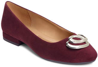 Aerosoles A2 BY A2 by Womens Out Of Pocket Ballet Flats Closed Toe Slip-on