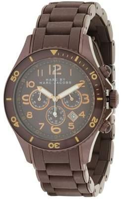 Marc Jacobs MARC By Marine Rock Chronograph Ladies Watch MBM3122
