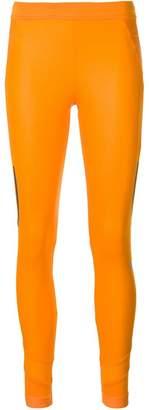 adidas by Stella McCartney (アディダス バイ ステラ マッカートニー) - Adidas By Stella Mccartney メッシュパネル レギンス