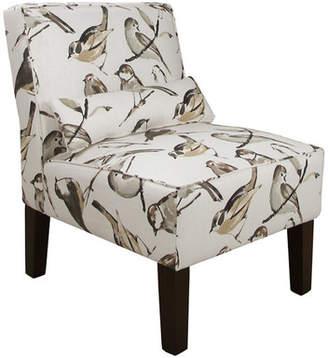 At Joss U0026 Main · Skyline Furniture Oiseaux Slipper Chair