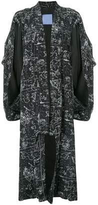 Medici Macgraw kimono coat