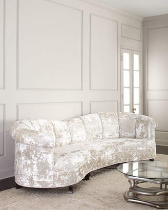 Haute House Lizette Channel Tufted Sofa