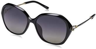 Foster Grant Bolon Women's (BL2519) Polarized Round Sunglasses