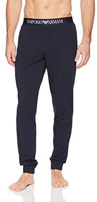 Emporio Armani Men's Iconic Logoband Trousers