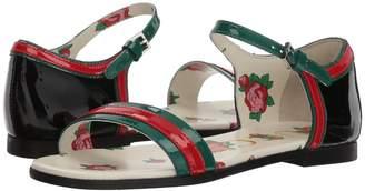 Gucci Kids Abby Sandal Girls Shoes