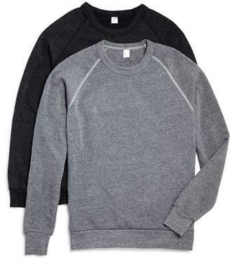 Alternative Raglan Sweatshirt, Pack of 2