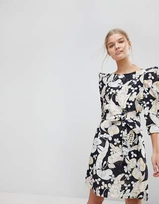 Max & Co. Max&co Floral Mini Dress