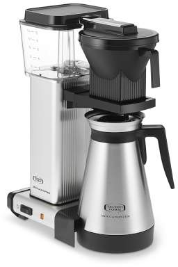 Technivorm Moccamaster Automatic Drip Stop Coffee Maker with Thermal Carafe