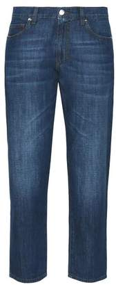 GEORGE J. LOVE Denim trousers
