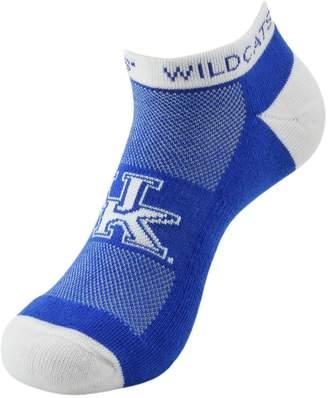 NCAA Kohl's Youth Kentucky Wildcats Spirit No-Show Socks