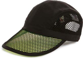 Rag & Bone Clear Visor Packable Baseball Cap