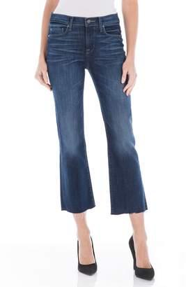 Fidelity Hayden Crop Flare Jeans