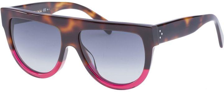 CelineCéline Shadow Sunglasses