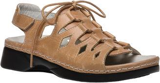 Propet Ghilliewalker Womens Flat Sandals $89.95 thestylecure.com