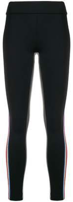 NO KA 'OI No Ka' Oi side stripe sports leggings