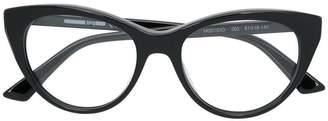McQ Eyewear cat eye glasses