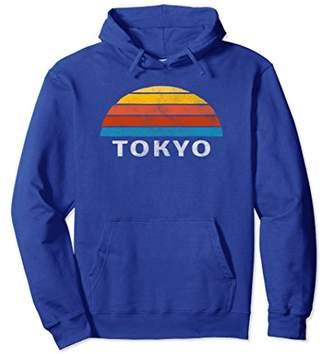 Tokyo Retro Sunset Hoodie