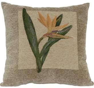 Generic Bird of Paradise Decorative Pillow
