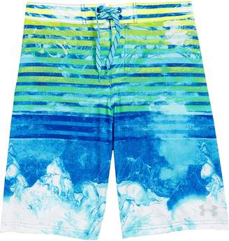 Under Armour Marble Stripe Board Shorts