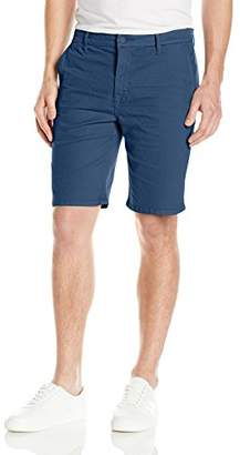 Joe's Jeans Men's Kinetic Brixton Trouser Short Jean in Stevenson Colors