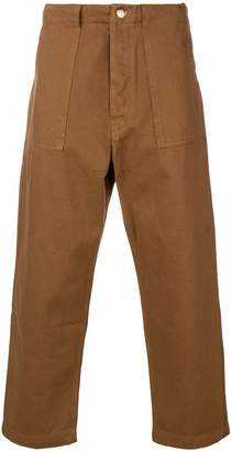 Societe Anonyme baggy fit trousers