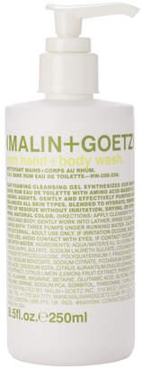Malin+Goetz Malin & Goetz Rum Hand + Body Wash 250ml