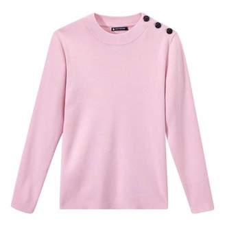 Pink Sailor Knit Jumper