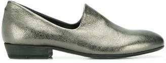 Pantanetti almond toe slippers