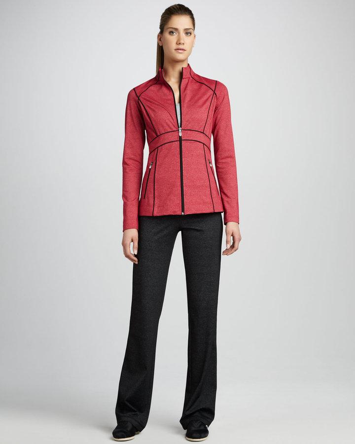 Neiman Marcus Sporty Jogging Suit