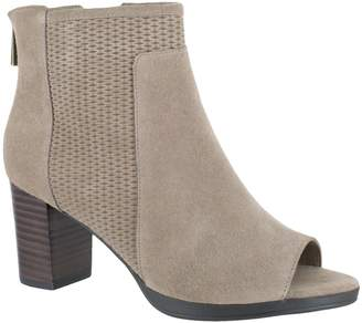 Bella Vita Peep Toe Booties - Luna