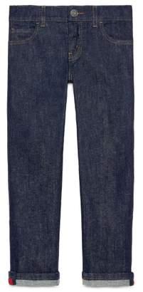 Gucci Straight Leg Jeans