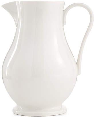 Martha Stewart Collection CLOSEOUT! Whiteware Pitcher