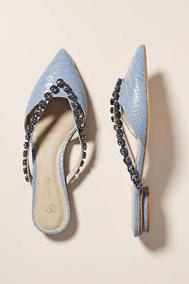 Guilhermina Embellished Slides