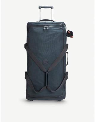 Kipling Teagan wheeled nylon duffle bag 77cm