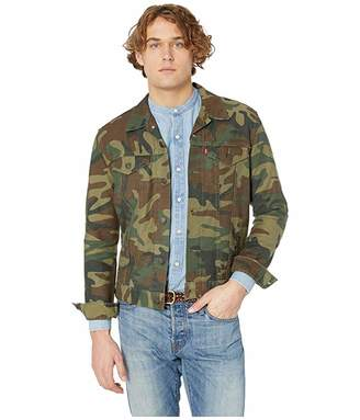 Levi's Mens The Trucker Jacket