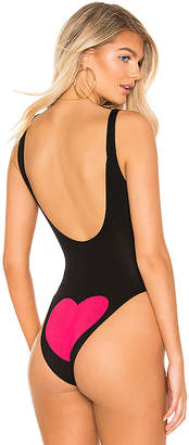 Only Hearts So Fine Tank Bodysuit