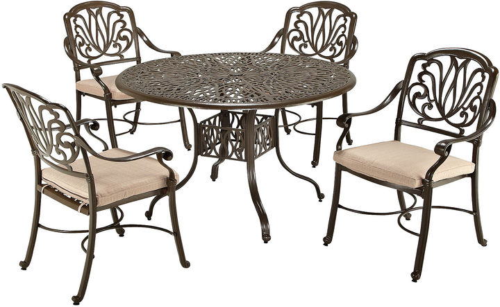JCPenney Home Styles Floral Blossom 5 pc Cast Aluminum  : 139bb169c562b5db0ab2870ef79e9a33best from www.shopstyle.com size 720 x 443 jpeg 71kB