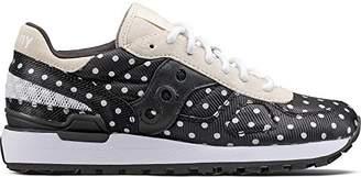 Saucony Women's Shadow CL Polka Dot Sneaker