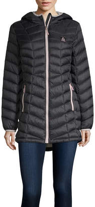 Reebok Packable Lightweight Quilted Jacket