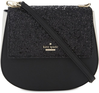 Kate Spade New York Cameron Street Byrdie small leather cross-body bag $260 thestylecure.com