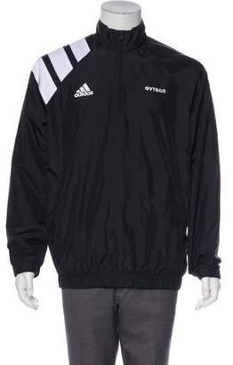 Gosha Rubchinskiy x adidas 2017 Logo Popover Jacket