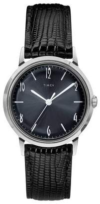 Todd Snyder Timex + Exclusive Timex Marlin Blackout